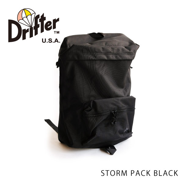 (ドリフター) Drifter STORM PACK ストームパック バックパック リュック リュックサック デイパック DFV0485