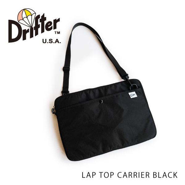 (ドリフター) Drifter LAP TOP CARRIER ラップトップキャリア 2Way ショルダーバッグ キャリーバッグ DFV1390