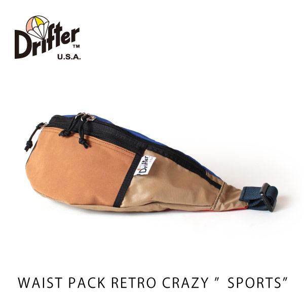 (ドリフター) Drifter WAIST PACK DFV1550G  LIMITED EDITION