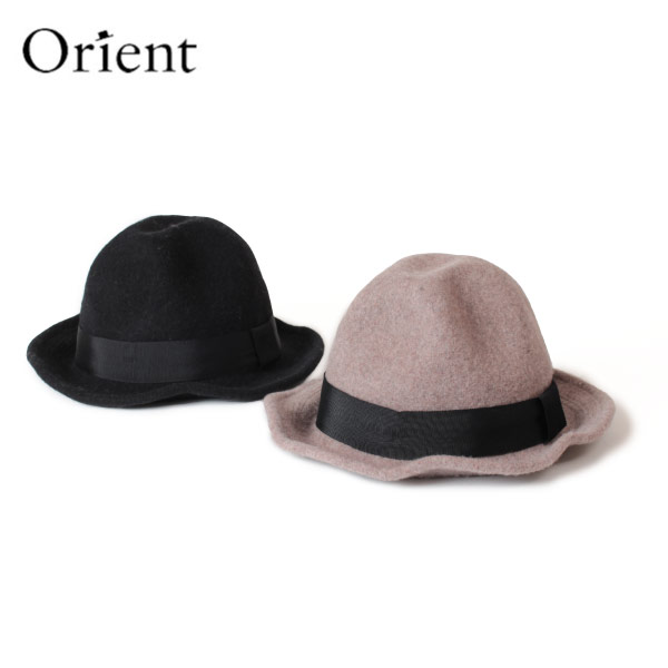 (オリエント) Orient ウールハット マウンテンハット 帽子 ポケッタブル 折りたたみ メンズ レディース
