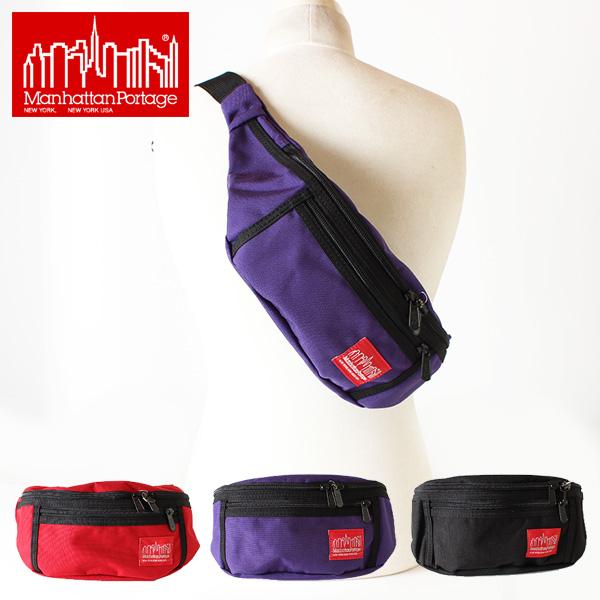 【即納】【送料無料】Manhattan Portage マンハッタンポーテージ ウエストバッグ ボディバッグ ヒップバッグ Alleycat Waist Bag MP1101 鞄