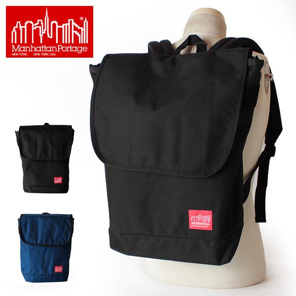翌日配達【即納】【送料無料】Manhattan Portage マンハッタンポーテージ リュックサック グラマシーバックパック デイパック Gramercy Backpack MP1218
