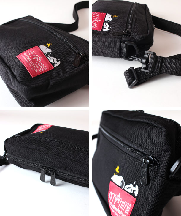 (マンハッタンポーテージ) Manhattan Portage × PEANUTS Jogger Bag MP1404LSNPY17