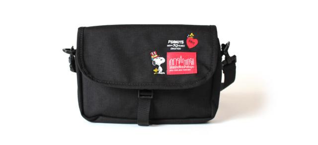 (マンハッタンポーテージ) Manhattan Portage ×PEANUTS Far Rockaway Bag PEANUTS 2020 MP1410PEANUTS20