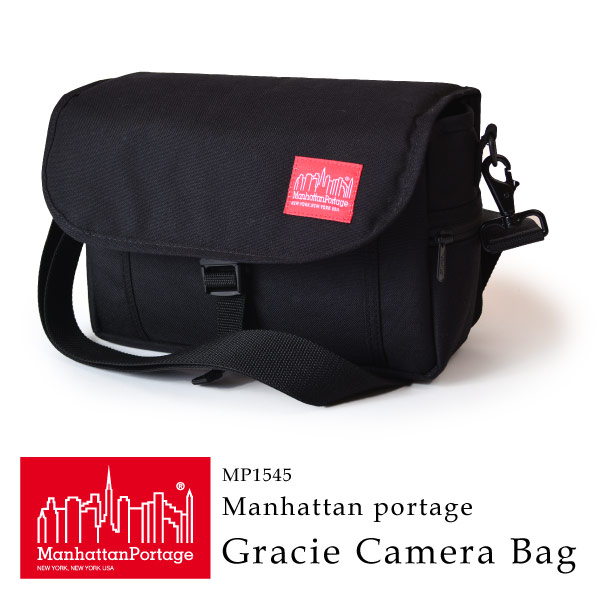 (マンハッタンポーテージ) Manhattan Portage Gracie Camera Bag MP1545
