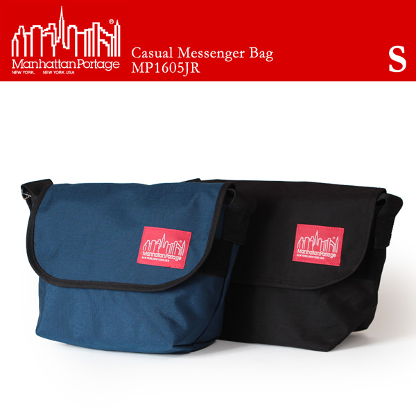 【即納】【送料無料】Manhattan Portage マンハッタンポーテージ メッセンジャーバッグ ショルダーバッグ Casual Messenger Bag MP1605JR