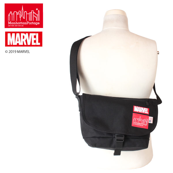 (マンハッタンポーテージ) Manhattan Portage MARVEL Collection Casual Messenger Bag JR MP1605JRMARVEL