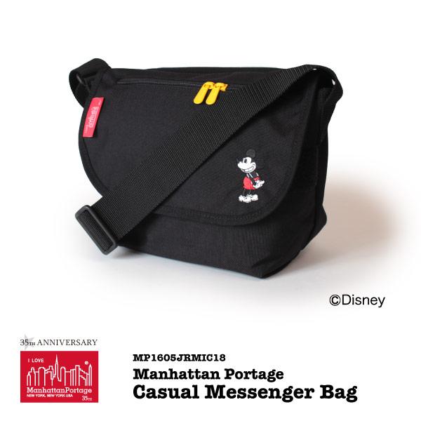 (マンハッタンポーテージ) Manhattan Portage Mickey Mouse Collection MP1605JRMIC18