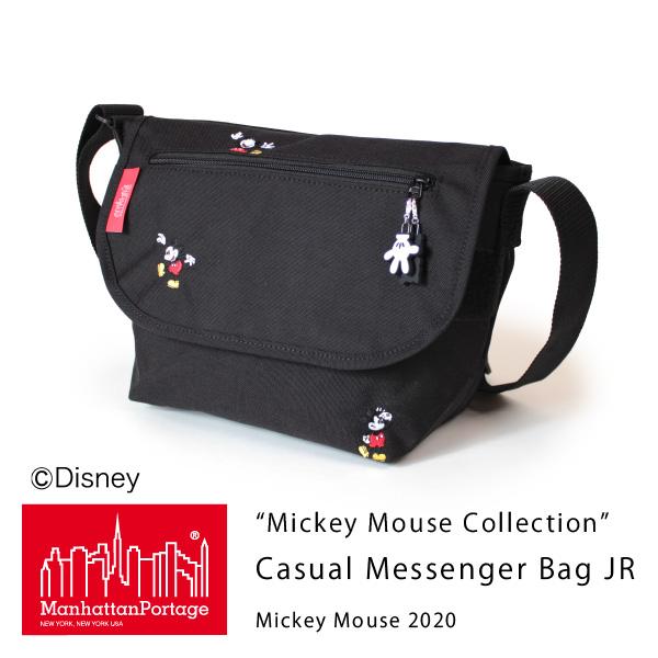 (マンハッタンポーテージ) Manhattan Portage Mickey Mouse Collection Casual Messenger Bag JR Mickey Mouse 2020 MP1605JRMIC20
