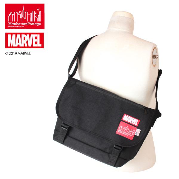 (マンハッタンポーテージ) Manhattan Portage MARVEL Collection Casual Messenger Bag JR MP1606JRMARVEL