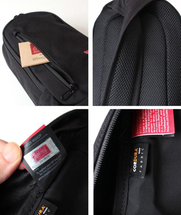 (マンハッタンポーテージ) Manhattan Portage Little Italy Crossbody Bag MP1927