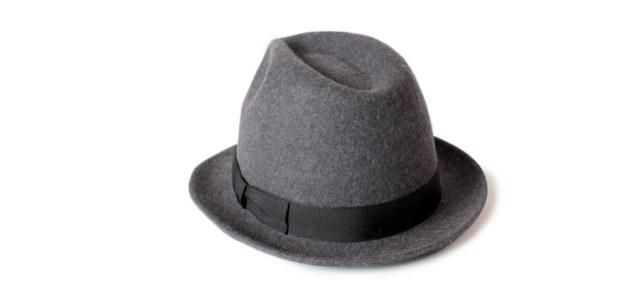 (オリエント) Orient フェルトハット 中折れハット M59cm L61cm XL63cm 大きいサイズ キングサイズ 帽子 メンズ レディース