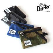 (ドリフター) Drifter コインポーチ パスケース 定期入れ キーホルダー KEY COIN POUCH DFV0230