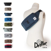 (ドリフター) Drifter ボディバッグ ウエストバッグ ヒップバッグ クラシックヒップサック CLASSIC HIP SACK [M] DFV0530