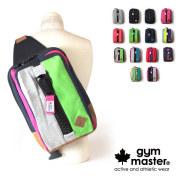 (ジムマスター) gym master メガジップ ビッグボディバッグ アウトドア スウェット G439502