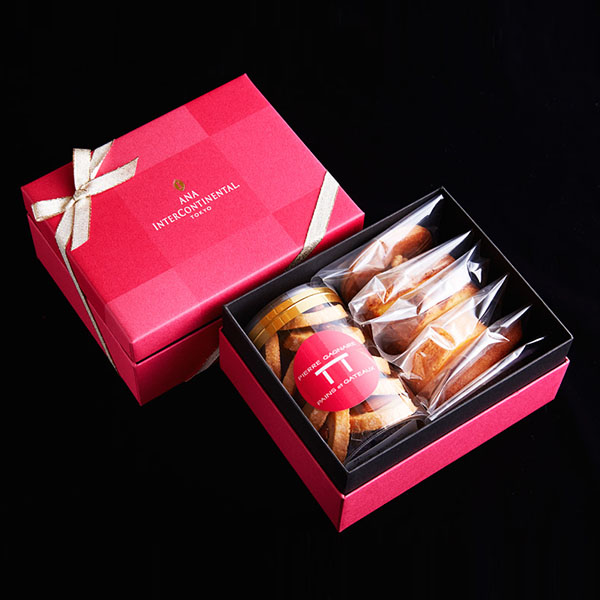 焼き菓子詰め合わせ(S) アーモンド入りバタークッキー