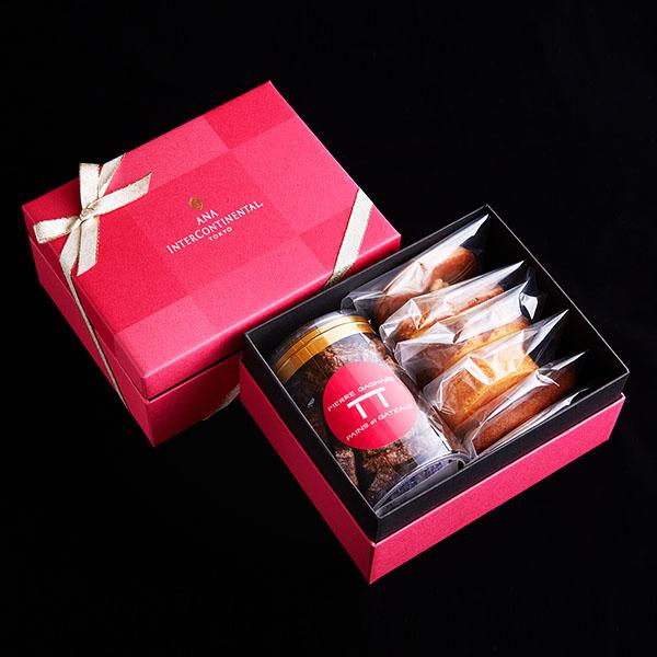 焼き菓子詰め合わせ(S) アーモンド入りチョコクッキー