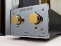 【送料無料】EAR (イー・エー・アール) 管球式フォノイコライザー 834P MM/MC chrome 5Ω