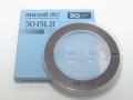 [中古] maxell マクセル XLI 50-15LB 5号 太ハブ/ラージハブ オープンリールテープ