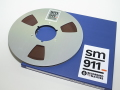 [中古] RECORDING THE MASTERS R34120 オープンリールテープ Pro tapes Studio Master SM911 1/4''x2500' 10'' NAB Metal Reel