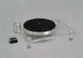 Acoustic Solid アコースティックソリッド Solid 111 糸ドライブ式アナログプレーヤー アームレス