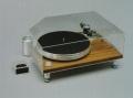 Acoustic Solid アコースティックソリッド Solid 111 Wood System 糸ドライブ式アナログプレーヤー トーンアーム WTB-211付き