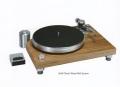 Acoustic Solid アコースティックソリッド Solid Classic Wood Midi System 糸ドライブ式アナログプレーヤー トーンアーム WTB-211付き