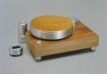 Acoustic Solid アコースティックソリッド Solid Wood MPX 糸ドライブ式アナログプレーヤー アームレス