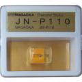NAGAOKA ナガオカ JN-P110 交換針 MP-110 MP-110H用