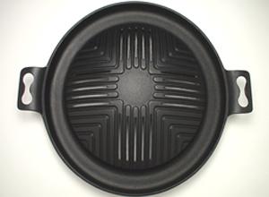 ジンギスカン鍋(穴空き30㎝)