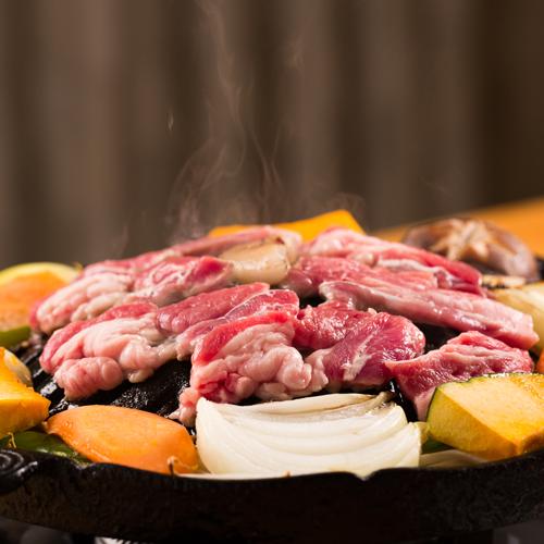 ラムカタ肉