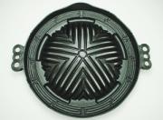 ジンギスカン鍋(穴空き32㎝)