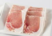 六白黒豚ロース肉(しゃぶしゃぶ用)150g