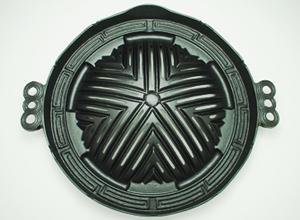 ジンギスカン鍋(穴空き32�)