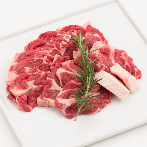 ラムカタロース肉