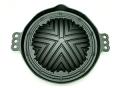 ジンギスカン鍋(穴無し28�)