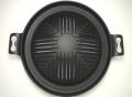 ジンギスカン鍋(穴空き30�)