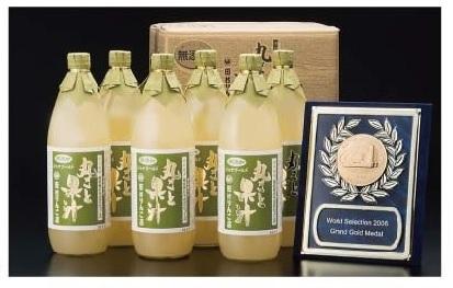 【送料込】田村りんご店の特選りんごジュース
