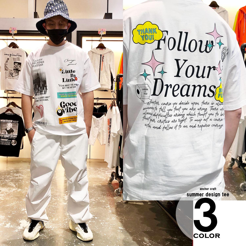 デコレーションPT BIG Tシャツ