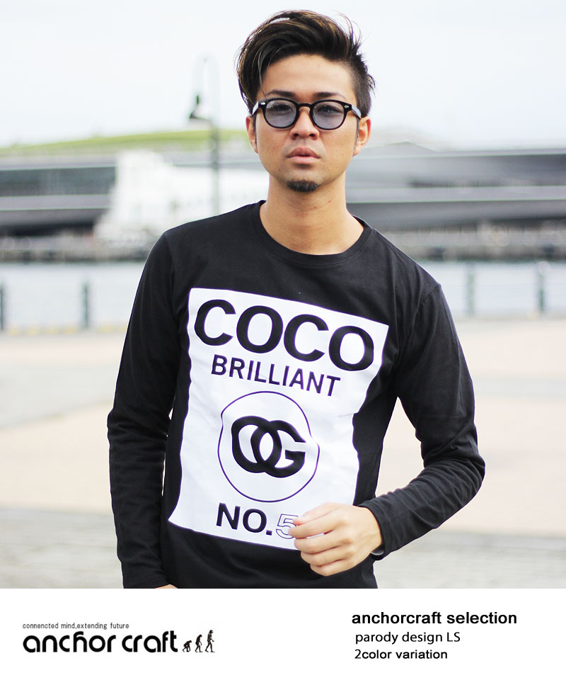 COCOフロッキープリントロンT
