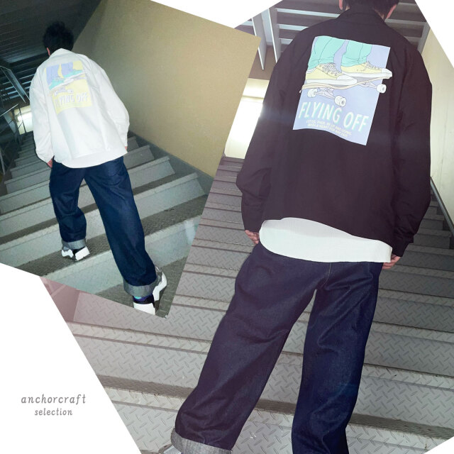 【zoom】80'sイラストPTシャツ