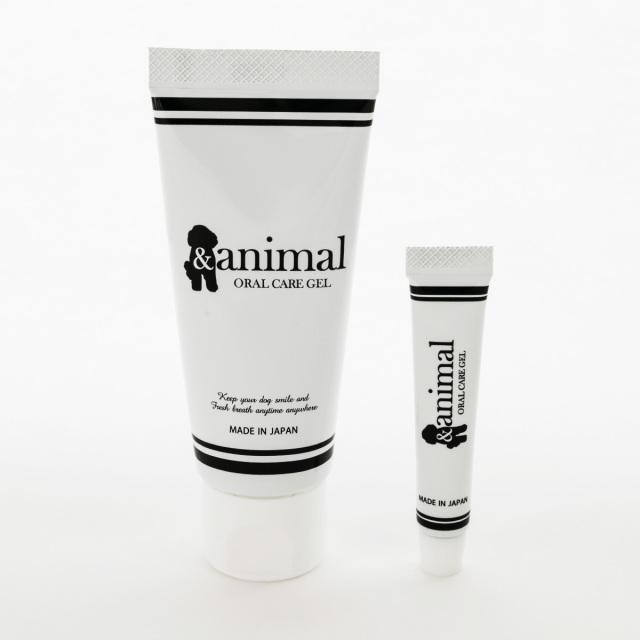 &animalオーラルケアジェル(45g)+(5g)set