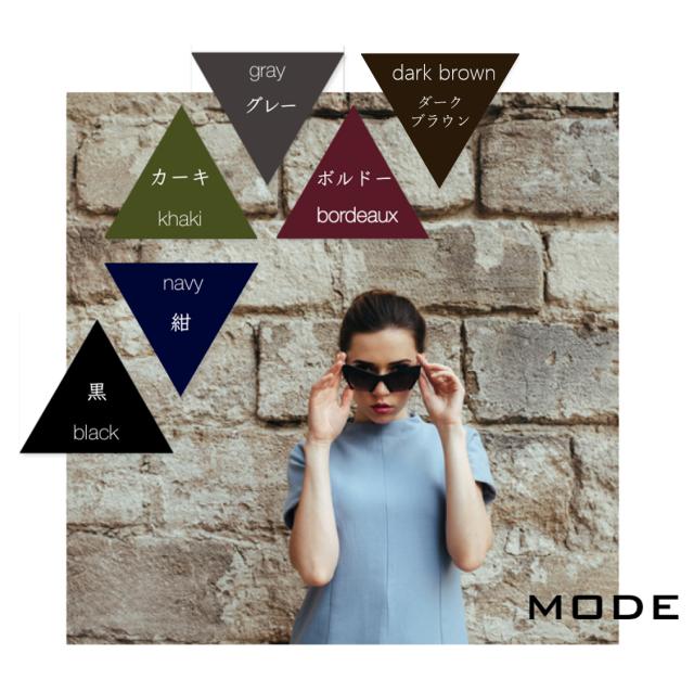個別染色 | mode