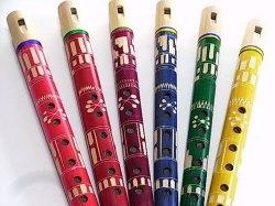 アンデスの楽器 ピンキージョ