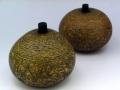 ペルー製ひょうたん小物入れ イストリア