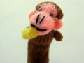 指人形 猿