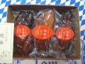 備長炭 「焼豚」 (3本詰)