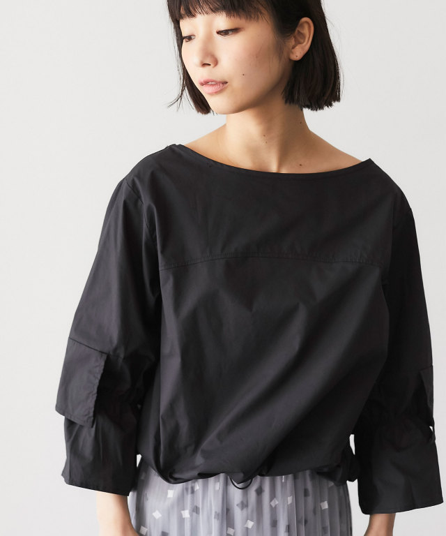 裾しぼりプルオーバー 73-126783