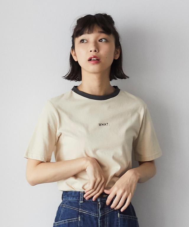 バイカラーTシャツ  73-126793