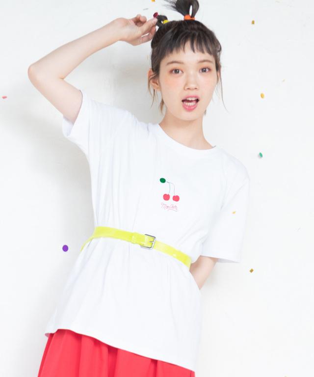 さくらんぼTシャツ 73-128880